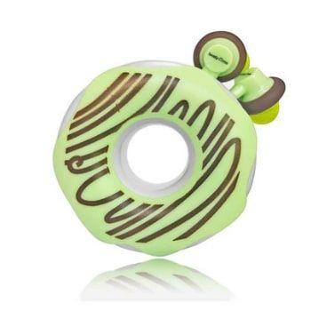 Auriculares QearFun con forma de donut. ¡Súper ORIGINALES a 7,78€!