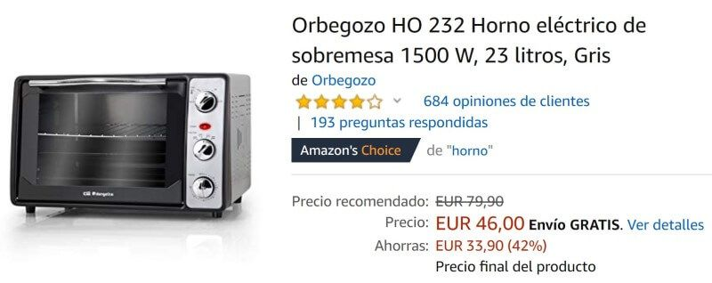 Comprar productos Amazon's Choice
