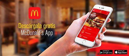 ofertas aplicacion mcdonalds