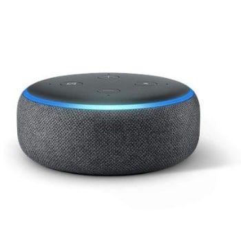 ¡Altavoz Amazon Echo Dot con DESCUENTAZO del 42%!