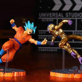 Figuras de Dragon Ball Super 15 cm por 4,48€ y envío gratis