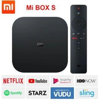 TV Xiaomi Mi Box S Versión Global en AliExpress