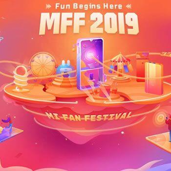 Mi Fan Festival 2019, todo Xiaomi mucho más barato