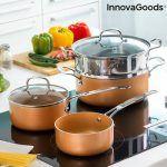 bateria cocina 6 innovagoods barata oferta descuento mejor precio