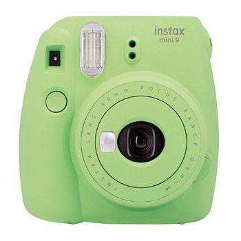 Cámara Fujifilm Instax Mini 9 por 46,74€ y envío gratis en Amazon. ¡Mínimo histórico!