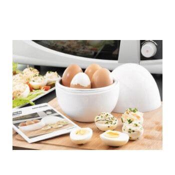 Cuecehuevos para microondas InnovaGoods por 7,05€ y envío gratis