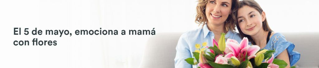 ofertas flores dia de la madre