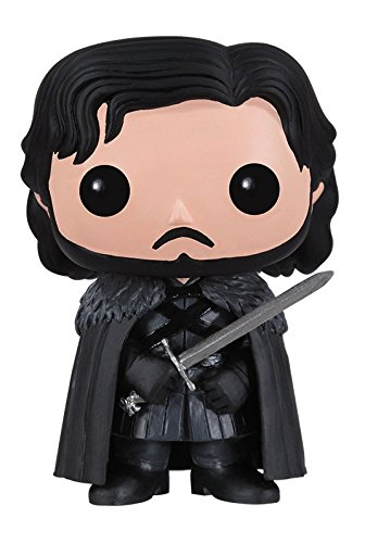 Funko Pop! - Pop TV: Game of Thrones-Jon Snow Vinyl, 3090