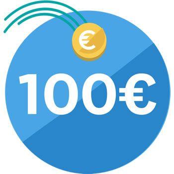Cuenta nómina online BBVA sin comisiones + 100€ de regalo