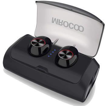 Auriculares Bluetooth Mirocoo V6 por 23,99€ con cupón