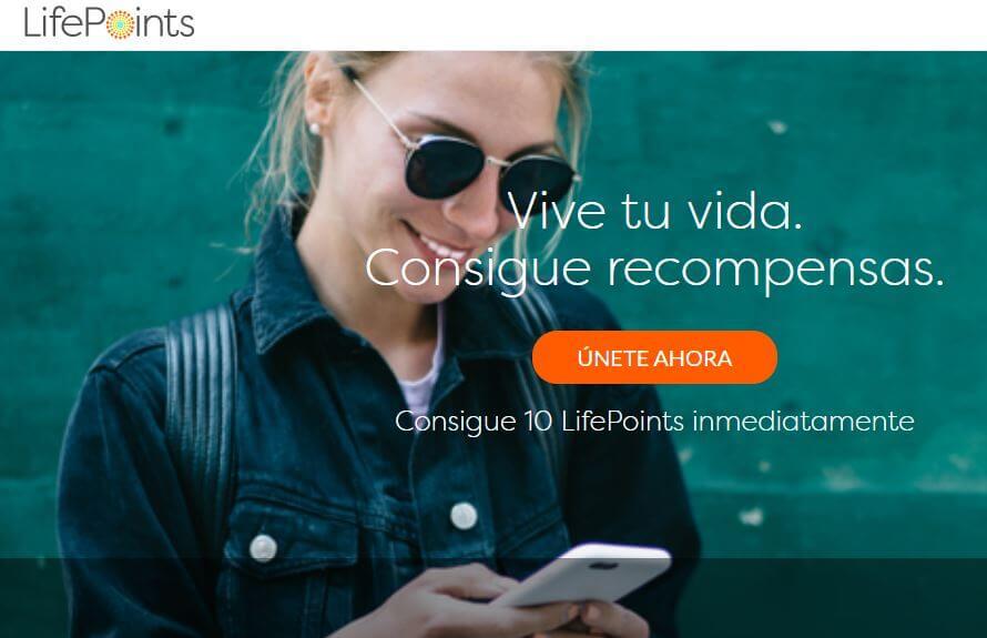 lifepoints panel encuestas pagadas dinero gratis