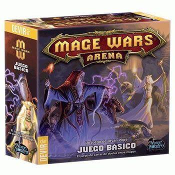 Mage Wars Arena por 19,99€ + ofertas en Juegos de mesa