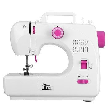 Mini máquina de coser muy barata con cupón descuento