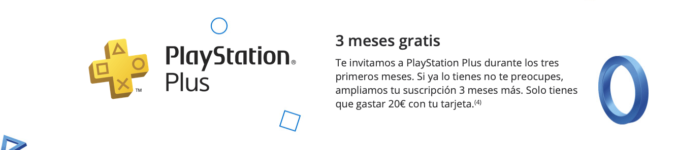 Playstation Plus gratis