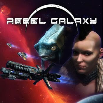 Rebel Galaxy gratis en Epic Store