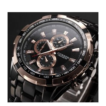 Reloj impermeable para hombre Curren por solo 8,73€