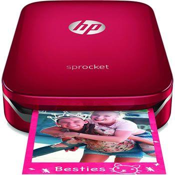 Impresora fotográfica portatil HP Sprocket por 69€