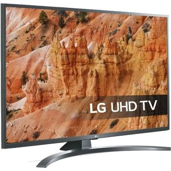 TV LG UHD 4K 55″ con inteligencia artificial por 469,99€ y envío gratis