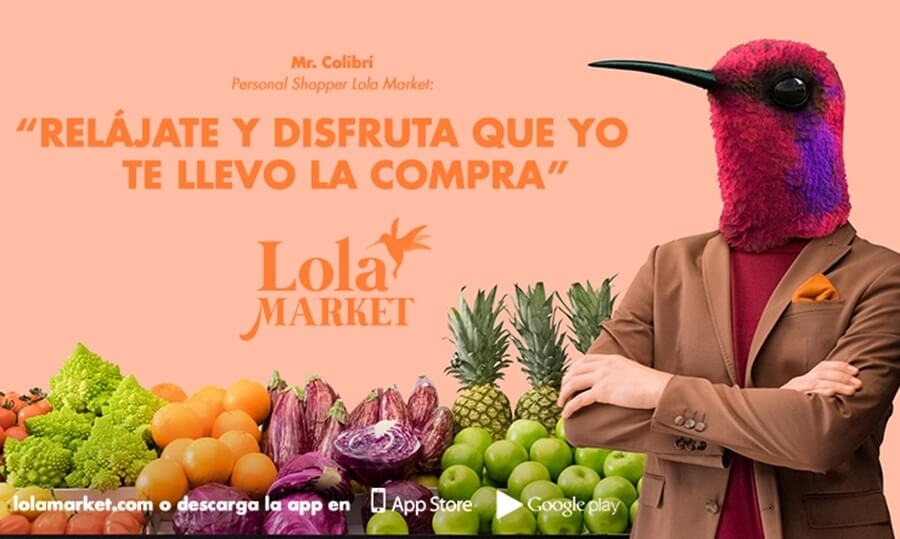 Lola Market euros gratis oferta descuento