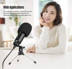 Compra Micrófono de condensador USB