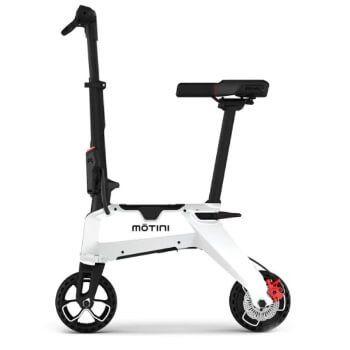 Bicicleta eléctrica Motini por 475,24€ en Gearbest