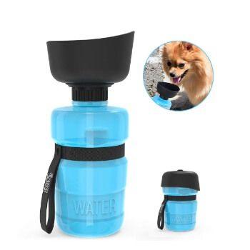 Botella de agua para mascotas Dadypet por 11,99€ en Amazon