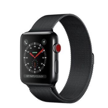 Correa milanesa para Apple Watch a 7€ con cupón