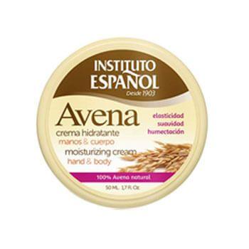 Crema hidratante corporal de avena Instituto Español por 0,99€