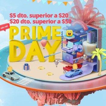 Ofertas y descuentos Gearbest Prime Day 2019