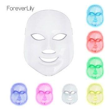 Máscara facial con fotones por 21,20€ en AliExpress