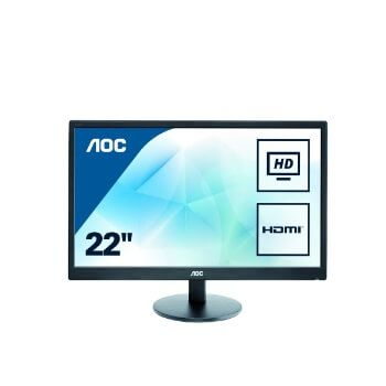 "Monitor AOC E2270SWHN de 21.5"" a 69,99€ en Amazon"