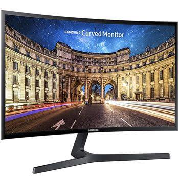 """Monitor curvo Samsung 27"""" por 149,99€ en Amazon"""