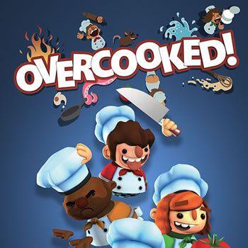 Overcooked gratis en la Epic Store