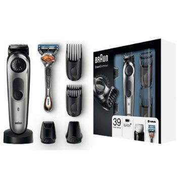 Recortadora de barba Braun BT7040 por 49,99€ en Amazon