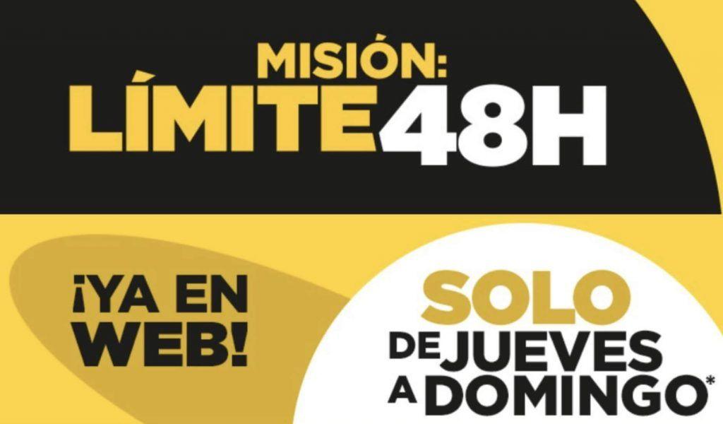 El-corte-ingles-limite-48-Horas mision descuentos rebajas ofertas