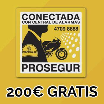 ¡200€ GRATIS con Prosegur Alarmas!