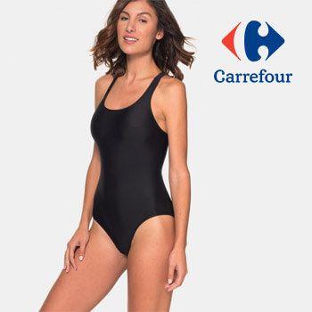 Bañador mujer por 2€ + envío = 4,99€ en Carrefour