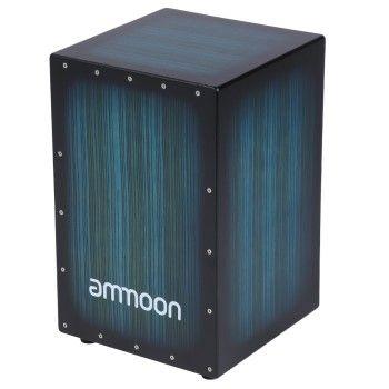 ¡Cajón de percusión Ammoon a MITAD DE PRECIO!