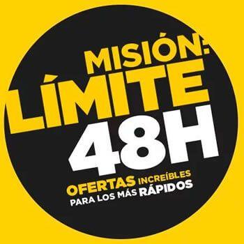 Misión: Límite 48 Horas: ¡Chollos en El Corte Inglés para los más rápidos!