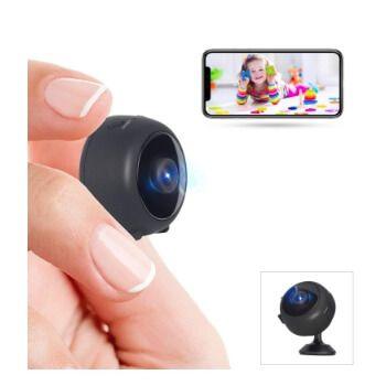 Mini cámara espía Auqush por 29,99€ en Amazon