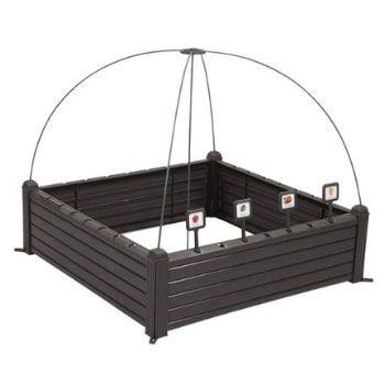 Mini huerto casero Keter Raised Garden Bed por 27,97€