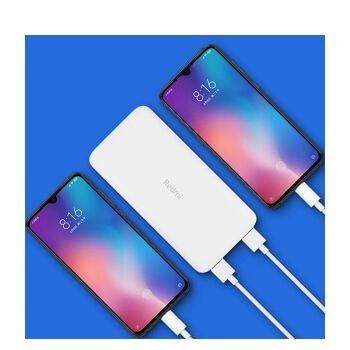 Power Bank Xiaomi Redmi 10.000 mAh por 19€ en Banggood