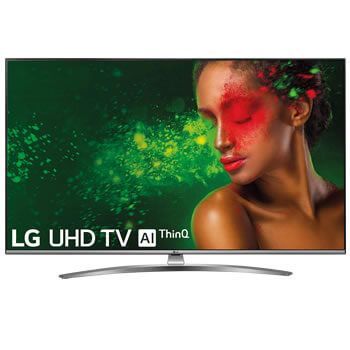 Smart TV LG 55″ 4K por 519€ y envío gratis en Amazon