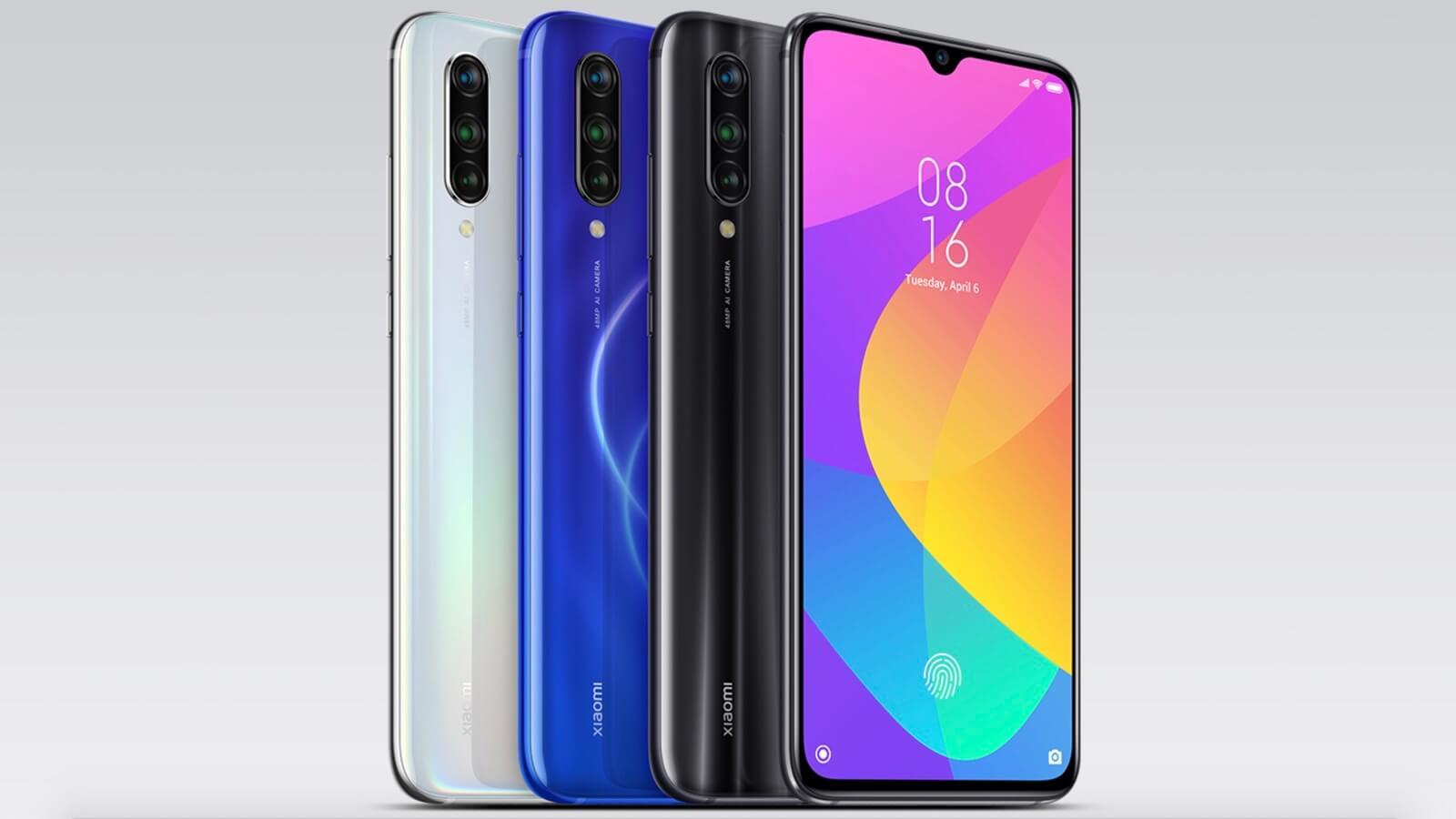 Xiaomi Mi 9 Lite barato mejor precio descuento oferta movil smartphone