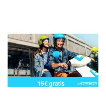 Alquiler de moto eCooltra GRATIS en Groupon