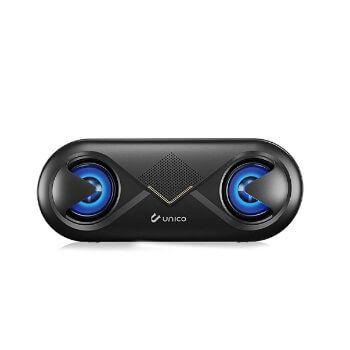 Altavoz Bluetooth Unico por 16,14€ en Amazon