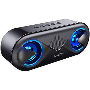 Altavoz Bluetooth ZoeeTree S8 por 17,20€ en Amazon