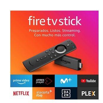 Amazon Fire TV Stick con Alexa por 29,99€ en Amazon