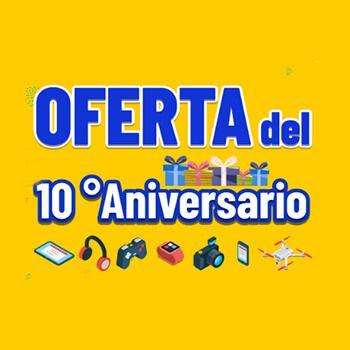 10º aniversario eGlobal Central. ¡Últimas horas!