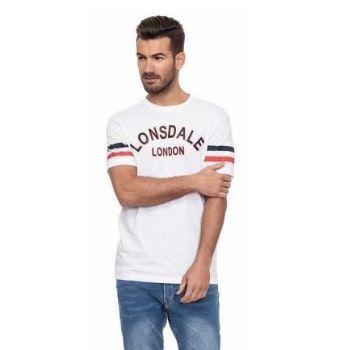 Camiseta hombre Lonsdale por 10€ en AliExpress